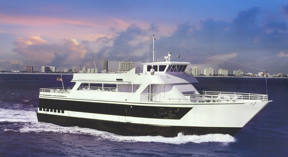 Dream III Party Yacht Charter