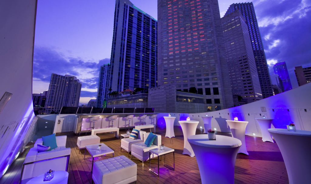Miami Luxe Party Yacht Charter