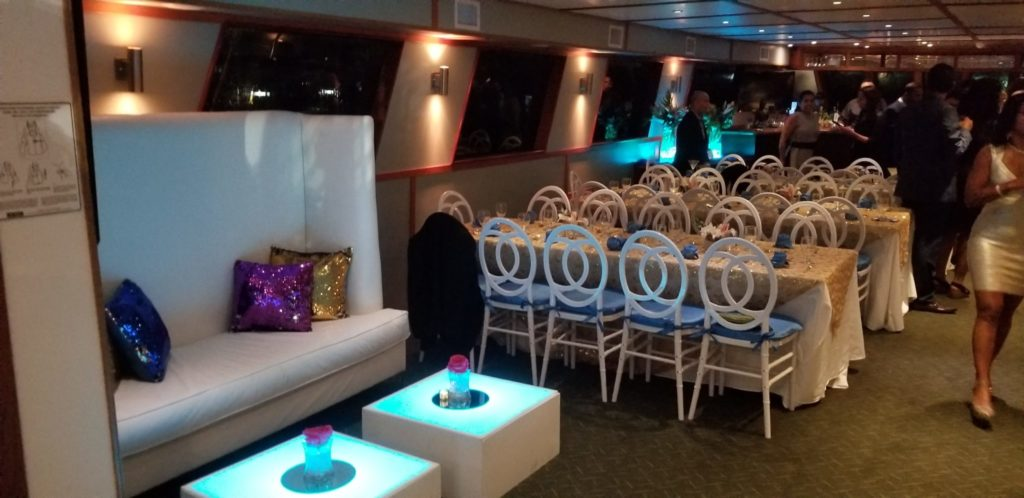Bayride Party Yacht Charter in Miami and South Florida