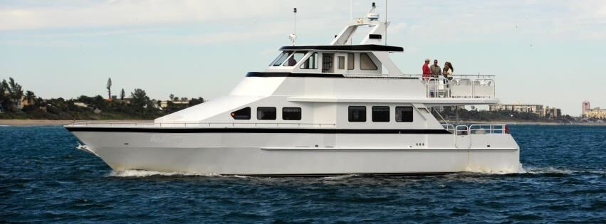 Serene Party Yacht Charters in Miami and South Florida