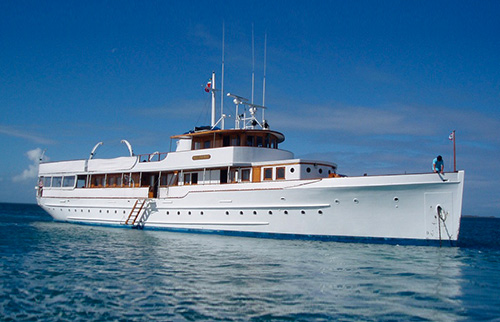 The Hampton Party Yacht Charters in Miami and South Florida
