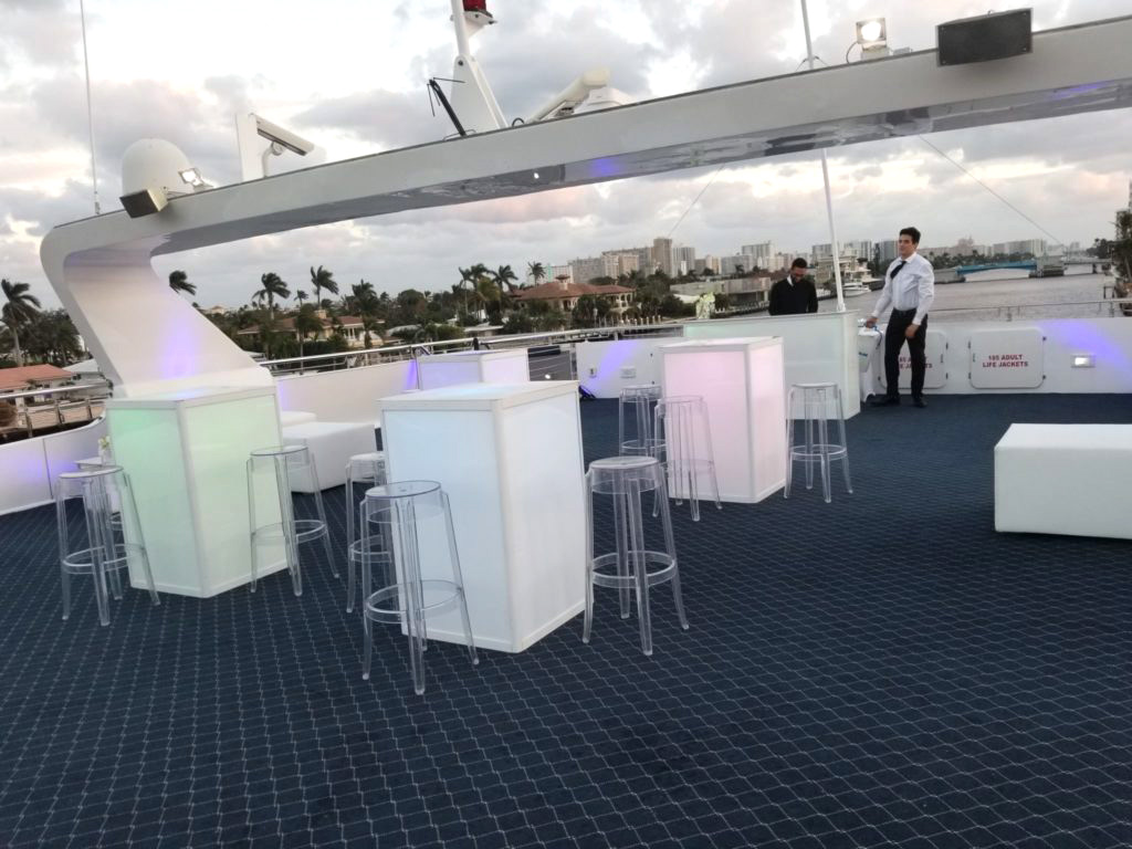 Luxury Catamaran Party Boat Charter