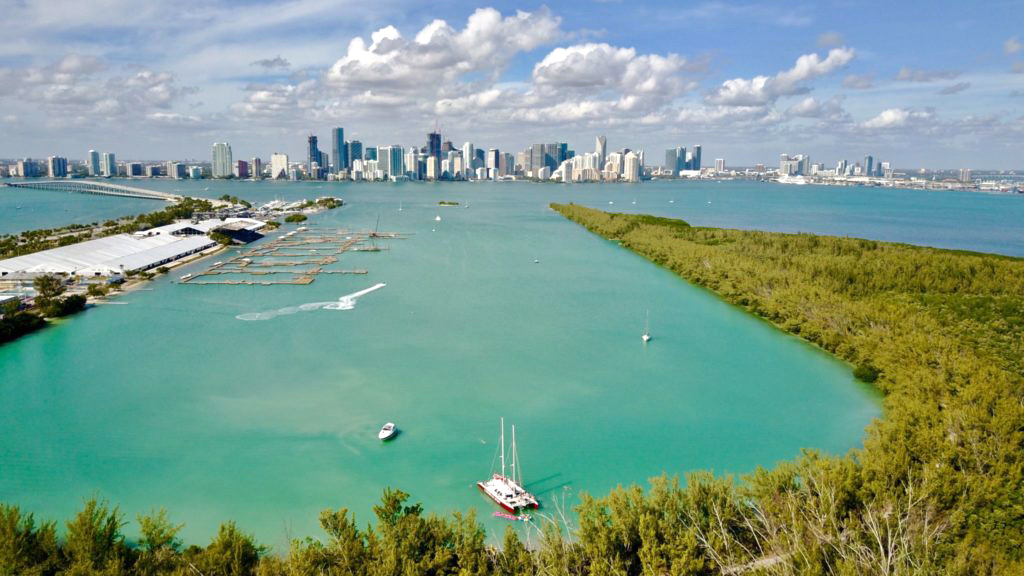 Mega Catamaran II Party Yacht Charter in Miami and South Florida