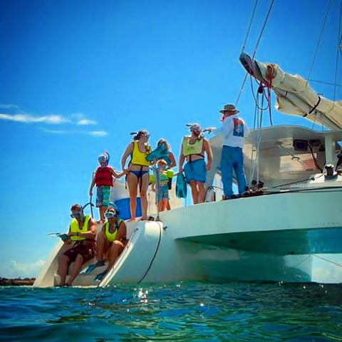 Miami Catamaran II Party Yacht Charter in Miami and South Florida