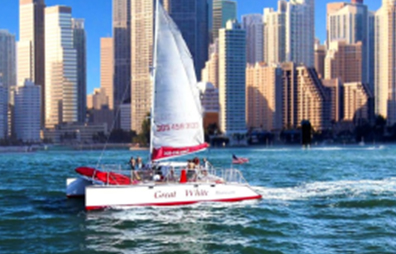 Miami Catamarans Party Yacht Charter in Miami and South Florida