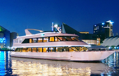 Miami Sun Skipper Party Yacht Charter