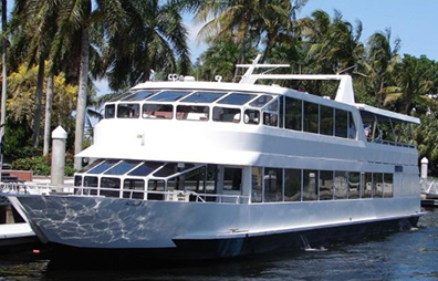 Hollywood Princess Party Boat Charter