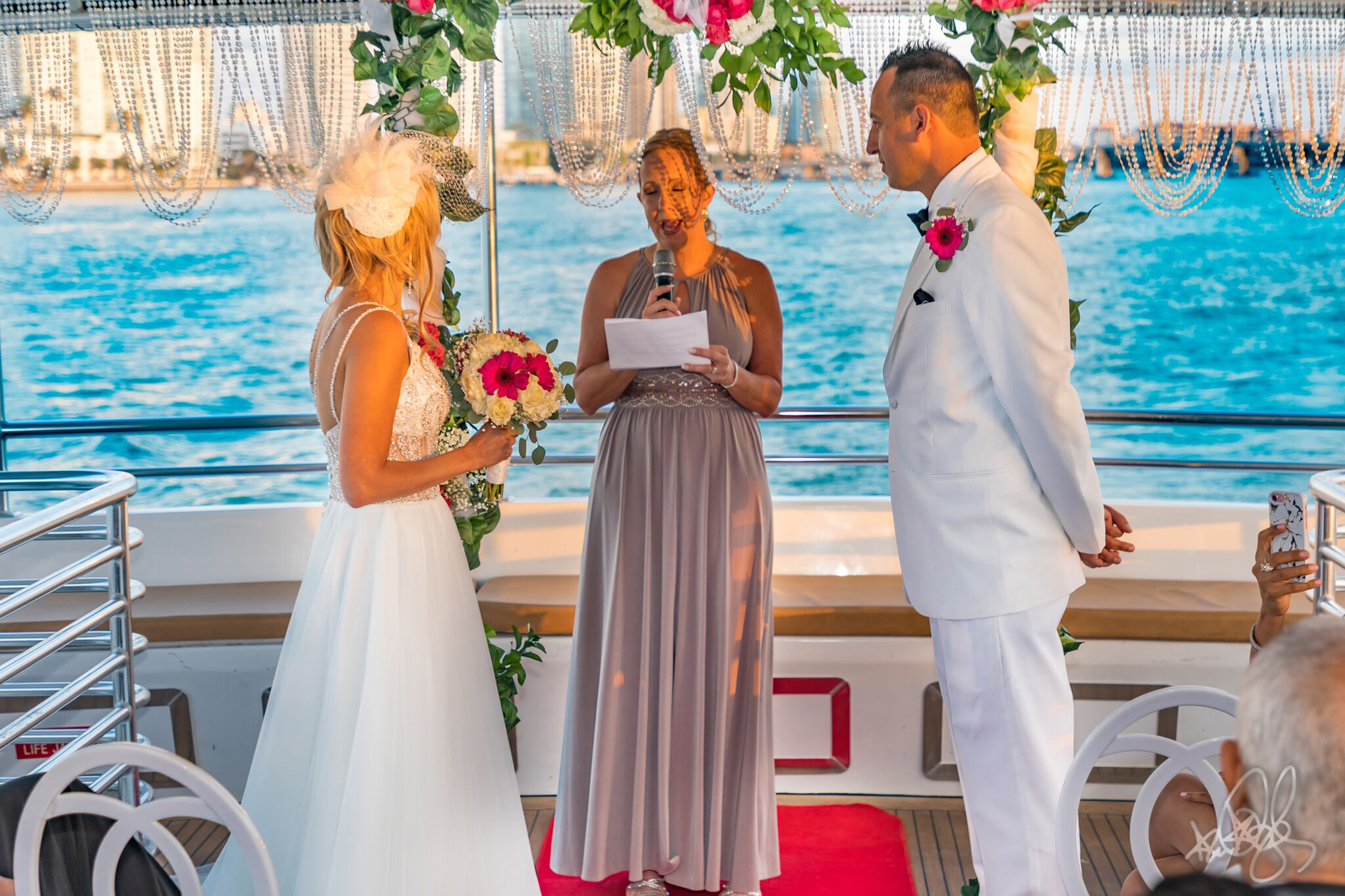 Wedding Cruises in Miami and South Florida