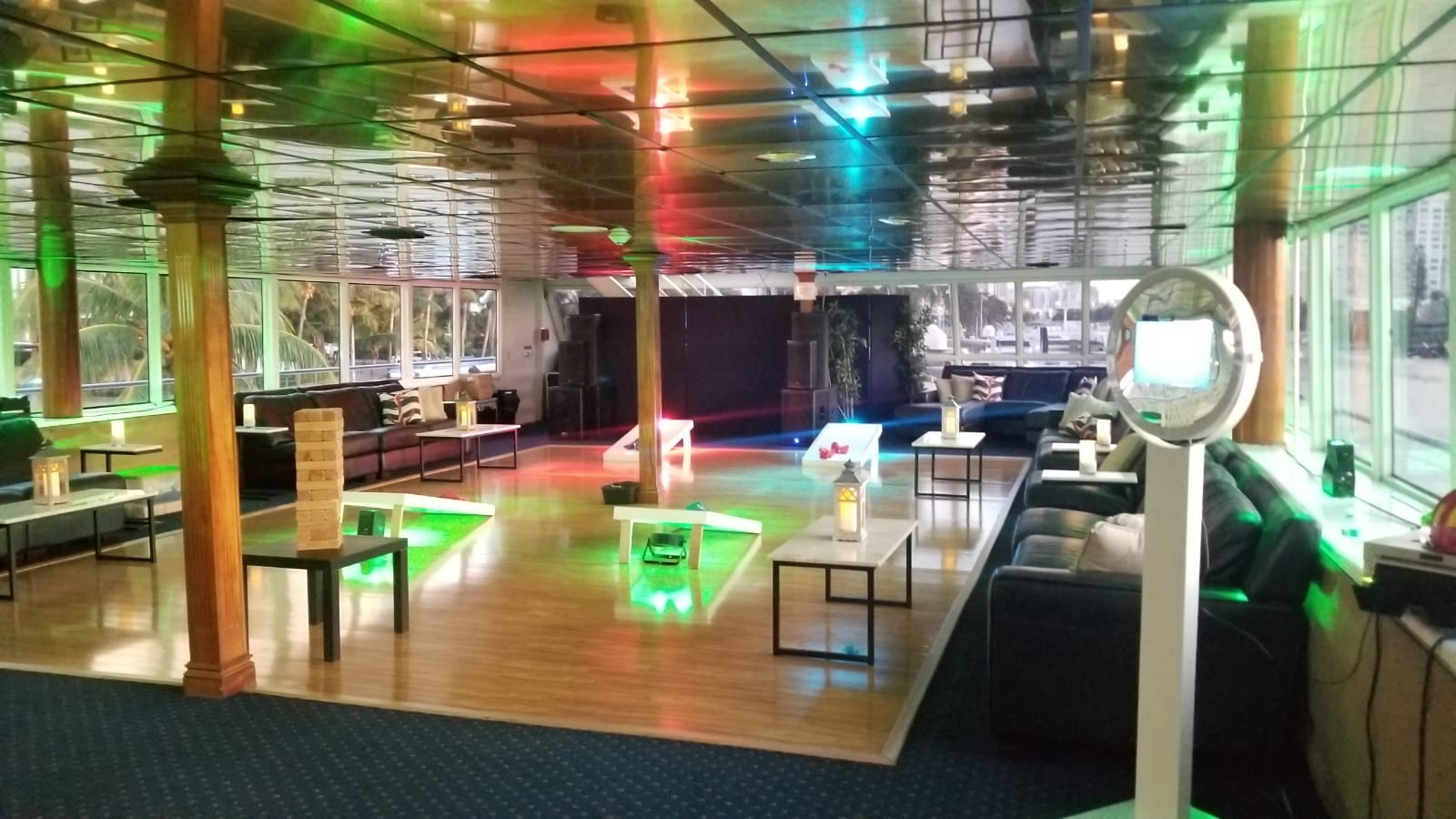 Winston II Party Yacht Charter